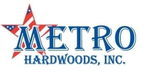 Metro Hardwoods Inc. logo